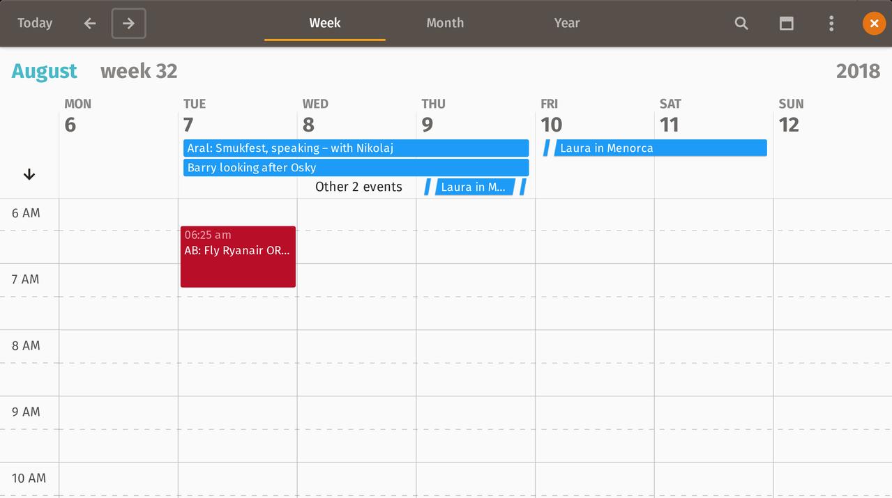 Icloud Calendar.Using Icloud Calendars On Gnu Linux Aral Balkan