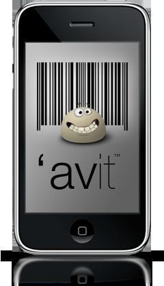 Avit iPhone application
