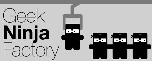 Aral Balkan: Historical Archive — Introducing Geek Ninja