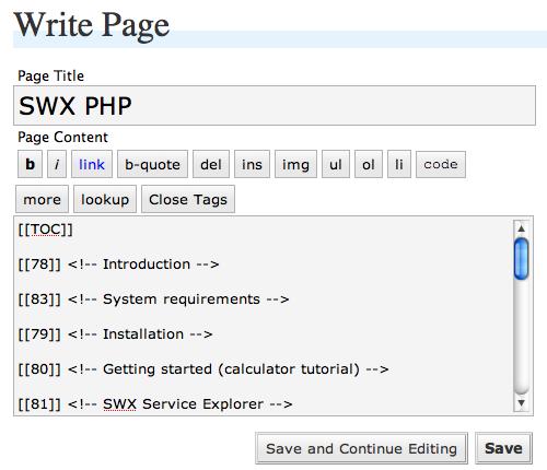Wordpress Inline Posts Plugin