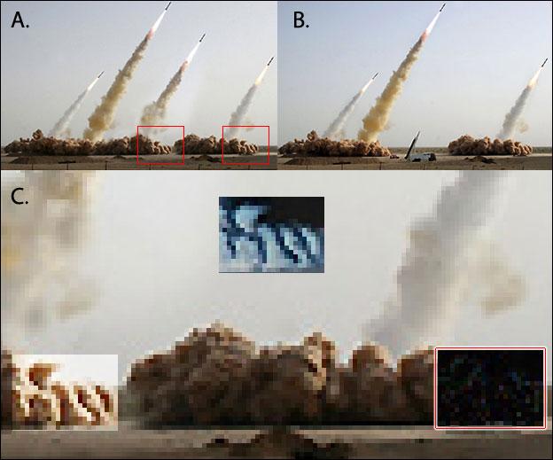 Photoshopped Missiles
