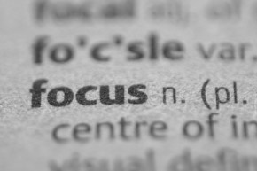 Focus by ihtatho (Creative Commons Attribution Non-commercial)